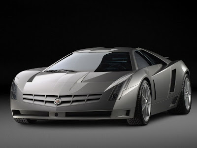2002 Cadillac Cien Concept. Latest Car Pictures