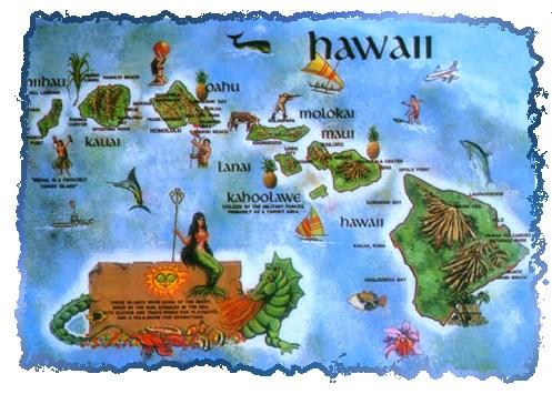poll winner : hawaii