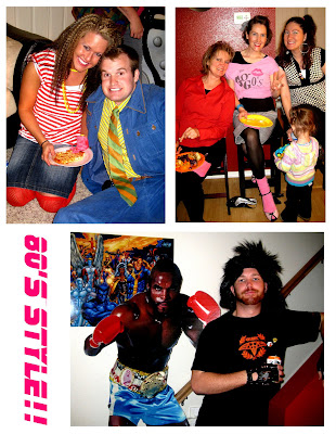 Totally Awesome 80's Party via Kara's Party Ideas with 80's style