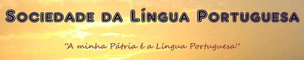 Sociedade da Língua Portuguesa