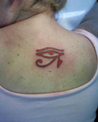 Egyptian Art Tattoos | Ankh, Phoenix, Eye of Horus Tattoo Designs