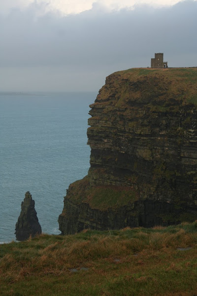 O'Brien's Tower at the Cliffs of Moher