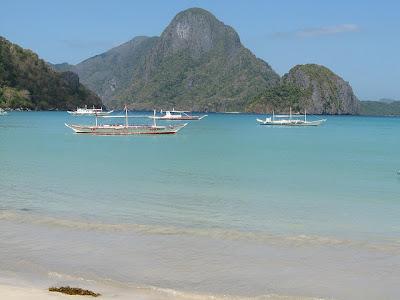 Beach Front, El Nido, Palawan