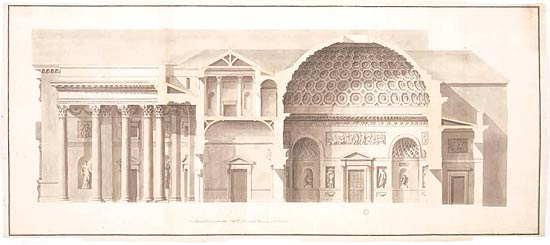 Chic Coles: Architectural Drawings