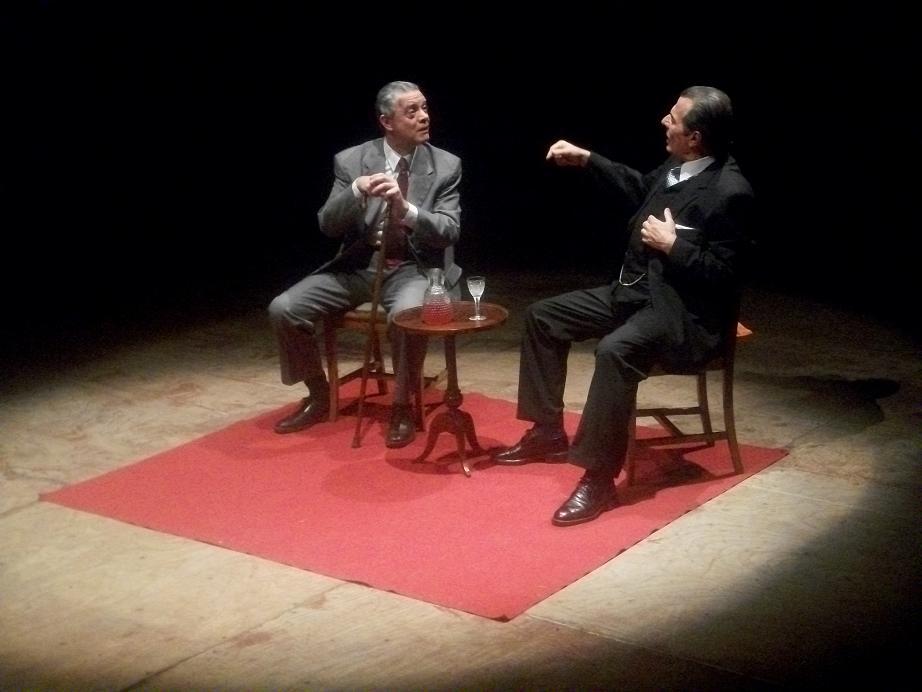 Borges y Perón: no los unió el amor pero sí la sangre