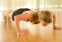 mama fitness pushups