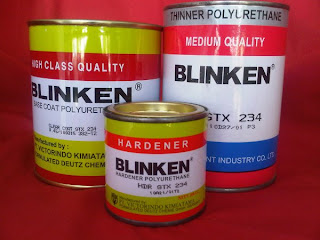 Clear Coat BLINKEN GTX 234