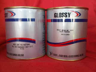 Cat Mobil Glossy Polyurethane