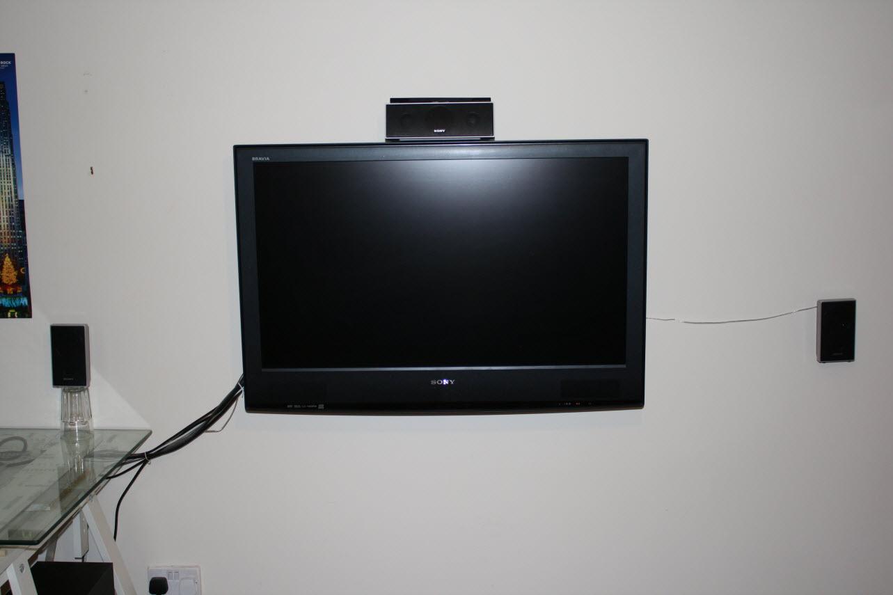 sony tv on sale. 40\u201d sony bravia lcd tv for sale with 5.1 dav dz 230 home cinema system. (the package also includes wall mount bracket the and hdmi, scart, tv on 2