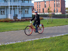 Cycling in Oulu, Finland