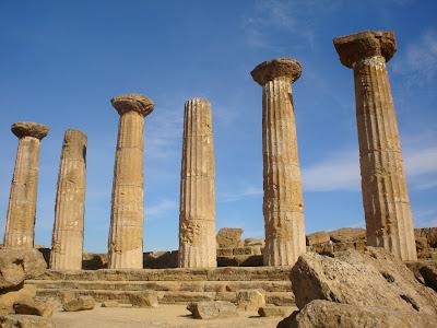 Los griegos de arquitectura for Arquitectura de grecia