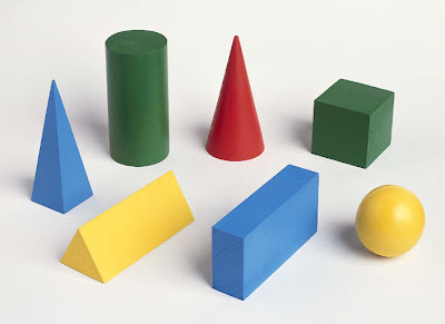 Rectangular prism shaped objects around the house