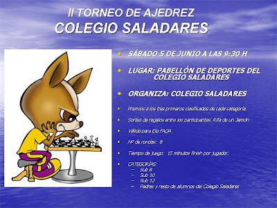 TORNEO SALADARES
