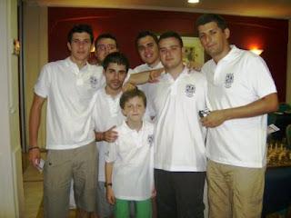 FELICITACIONES PARA EL CLUB AJEDREZ MOTRIL