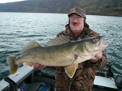 To date 2217 walleye