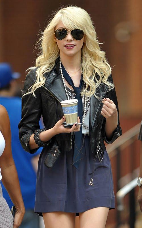 Taylor Momsen Style. Fashion Icon -Taylor Momsen-