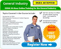 OSHA 30 Hour Courses Are Designed To Save Your Life