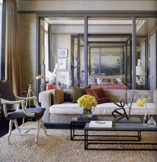 New Home Designs Latest October 2011: WASTING MY PRETTY: THOM FILICIA SELLS HOME IN SOHO, NYC