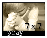 Praying for our kids