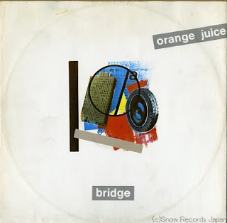 Cover Album of Orange Juice