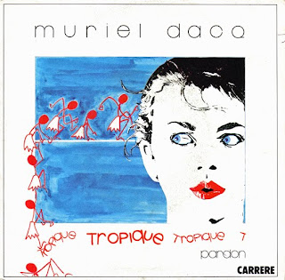 Cover Album of Muriel Dacq