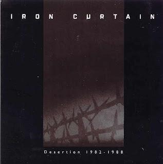 Cover Album of Iron Curtain