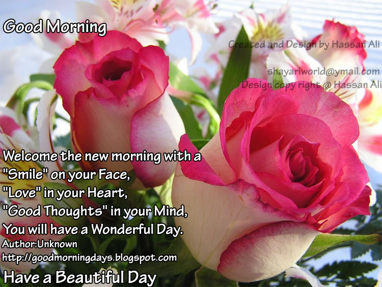 Good Morning Thoughts for 28-05-2010