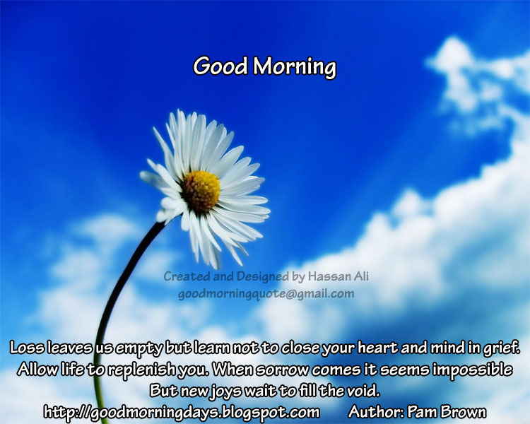 Good Morning Inspiring Thoughts for 24-06-2010