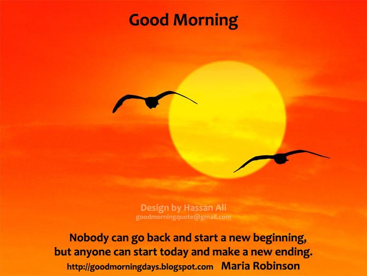 Good Morning Motivational Image : Beautiful good morning inspirational quotes quotesgram