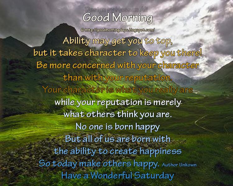 self improving inspiring quotes good morning saturday