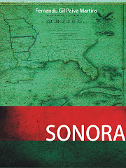 Sonora, meu primeiro livro!