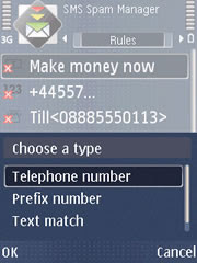 Cara Memblokir SMS iseng