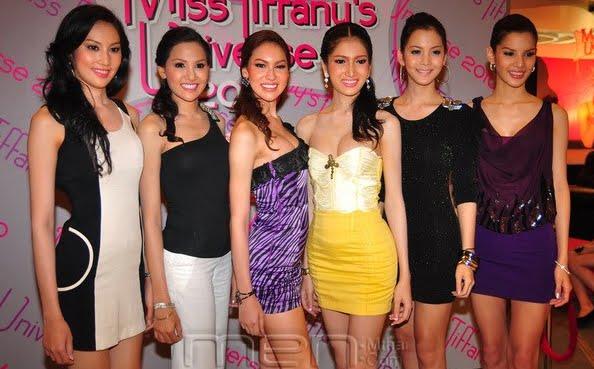 "Kontes Waria Tercantik ""LadyBoy"" di Thailand (Foto)"