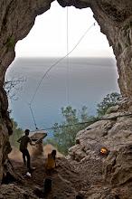 Relatos de escavação da Lapa da Cova
