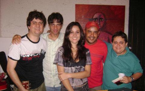 Show da Banda Anacê em Cruz