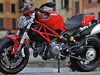 2011 Ducati Monster 796 | Motorcycle Zone Video