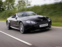 Aston Martin V8 Vantage N420 Roadster (2011) | Auto Zone Video