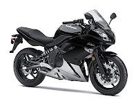 2010 Kawasaki Ninja 650R | Motorcycle Zone Video