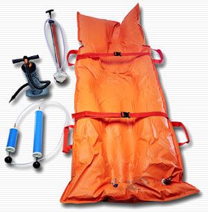 Material de inmovilizaci n movilizaci n y evacuaci n apuntes auxiliar enfermeria - Colchon al vacio ...
