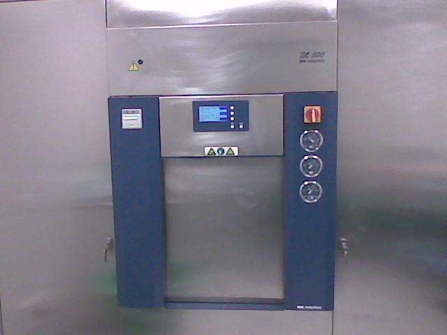 Autoclave de Vapor Húmedo