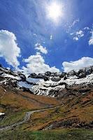 franska pyreneerna