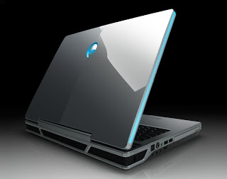 Alienware M15x Gaming Laptop Computer with Core i7
