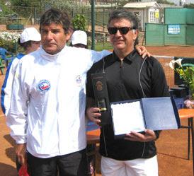 "Ricardo Zapata ITF Seniors ""La Serena"" +55 CAMPEON"
