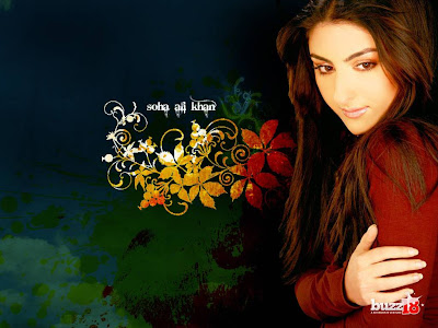 Soha Ali Khan wallpaper #1