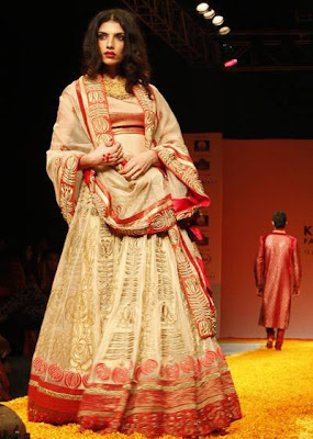 Indrani Dasgupta on ramp