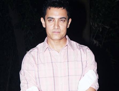 How Aamir Khan celebrated Diwali