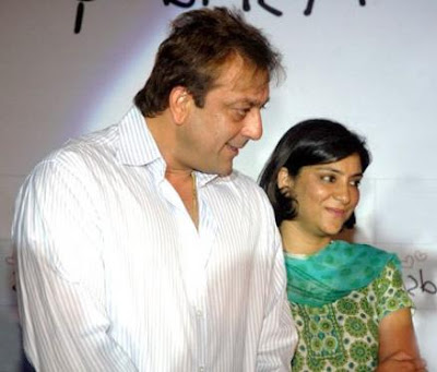 Sanjay Dutt: The Mamu of Saachi
