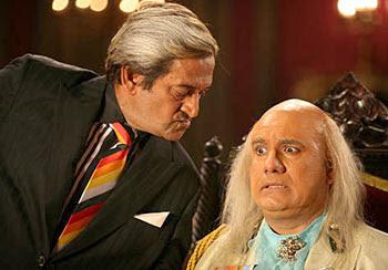 Cyrus Broacha & Dia Mirza starrer Fruit N Nut