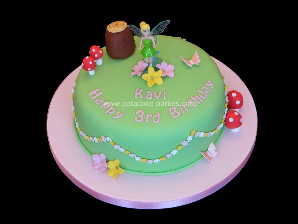 Tinkerbell Cake Images Photos : Pat-a-Cake Parties: Tinkerbell Cake