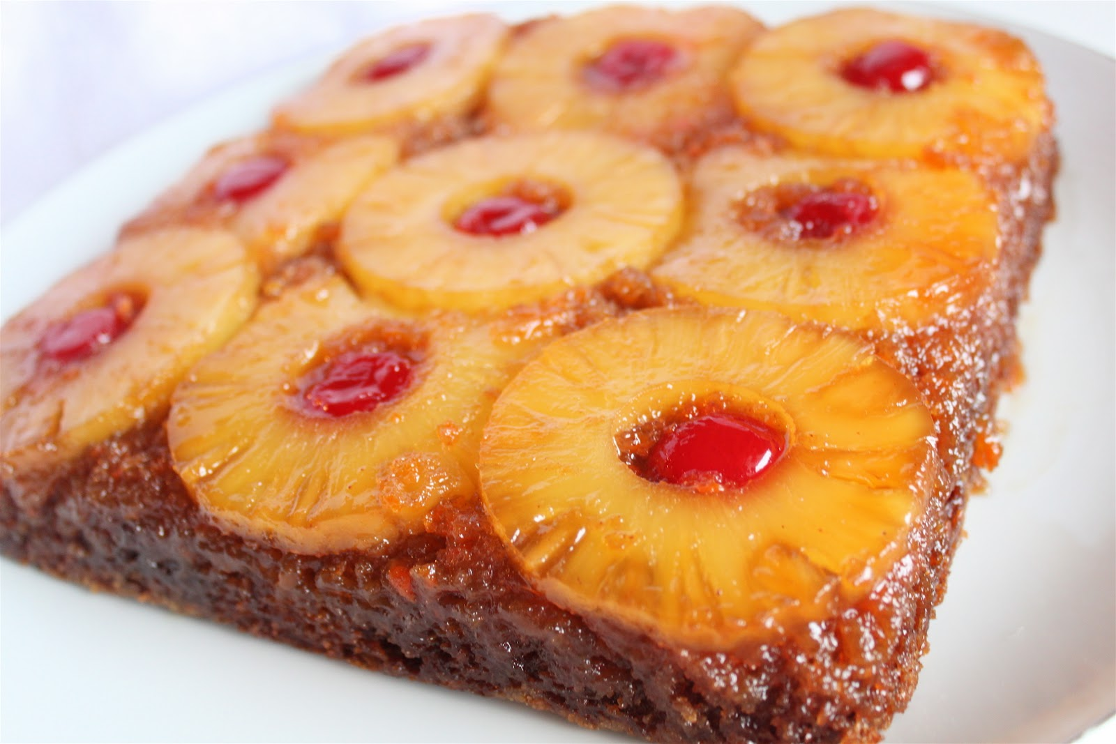 pineapple upside down cake pineapple banana upside down bundt cake